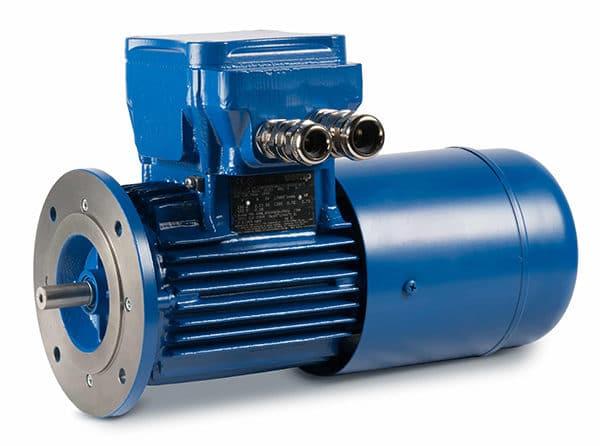 มอเตอร์กันระเบิดชนิดเบรก CEMP (Flameproof brake motors)